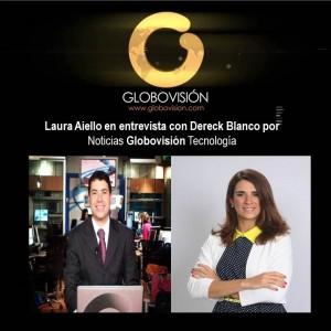 Dereck Blanco Entrevista a Laura Aiello