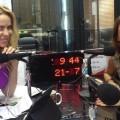 Shia Bertoni y Laura Aiello