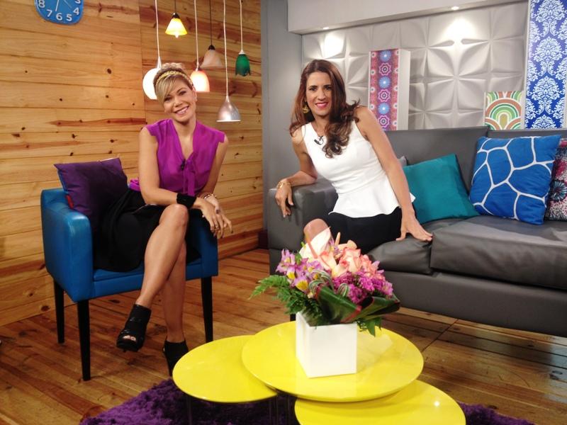 Marielena Gonzalez y Laura Aiello en Mujeres en Todo