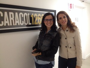 Carla Angola entrevista a Laura Aiello