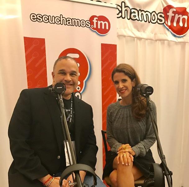 EscuchamosFM Jose Urdaneta entrevista a Laura Aiello