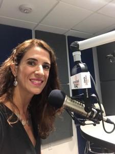 Laura Aiello en Actualidad Radio 1040 Miami