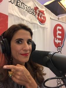 Laura Aiello en Escuchamos FM