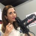 Laura Aiello en la radio Divorce Coach