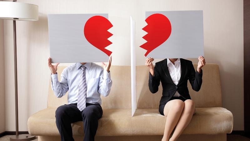Divorcio quien sufre mas hombres o mujeres